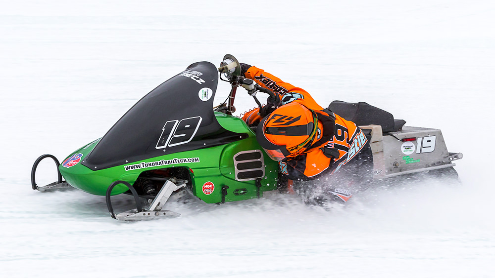USSA Snowmobile Racing | USSA PROSTAR Ice Oval Racing